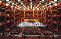Cerittos concert configuration