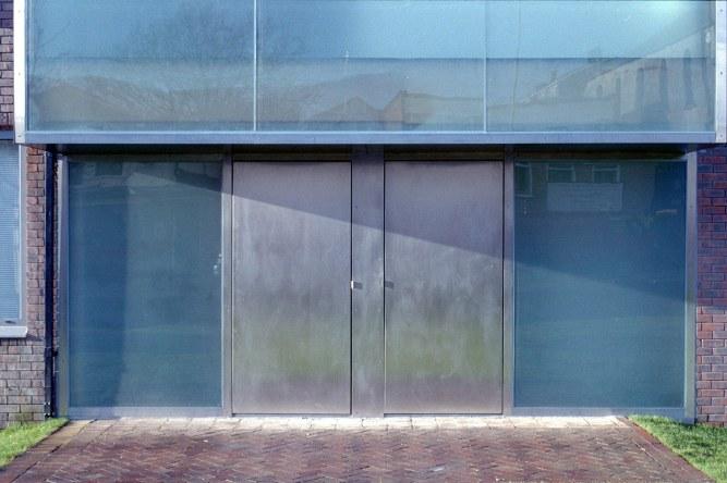 EDS exit doors