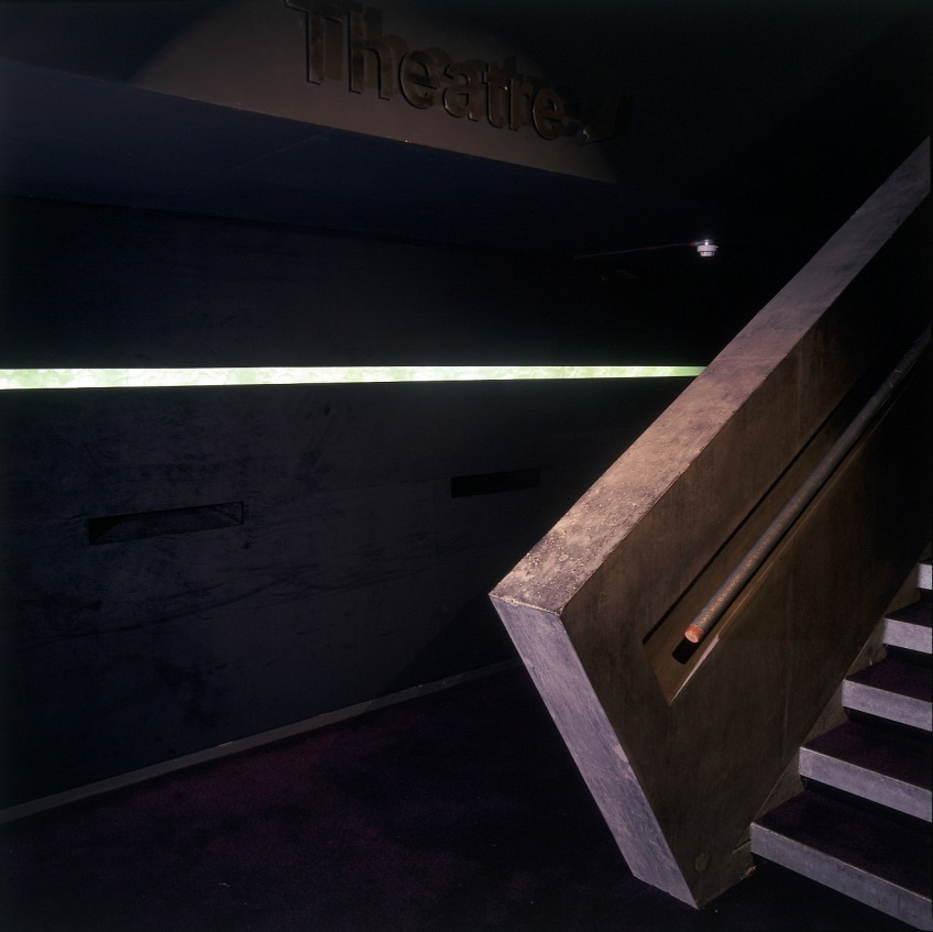 theatre staircase
