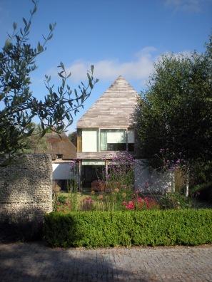 longhouse garden